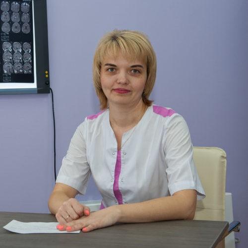 Голомазова Галина Николаевна