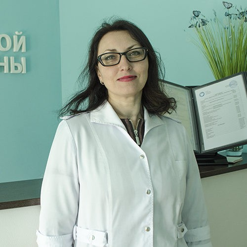 Чайка Татьяна Николаевна