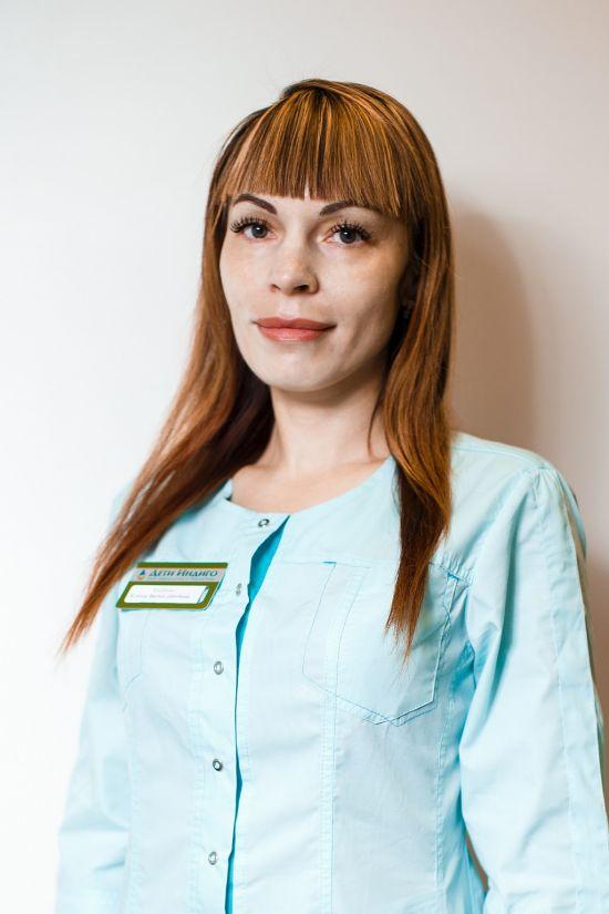 Килина Елена Вячеславовна