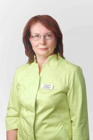 Вяльшина Ирина Мунировна
