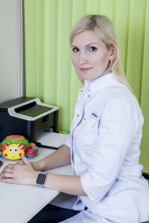 Илатовская Дарья Владимировна