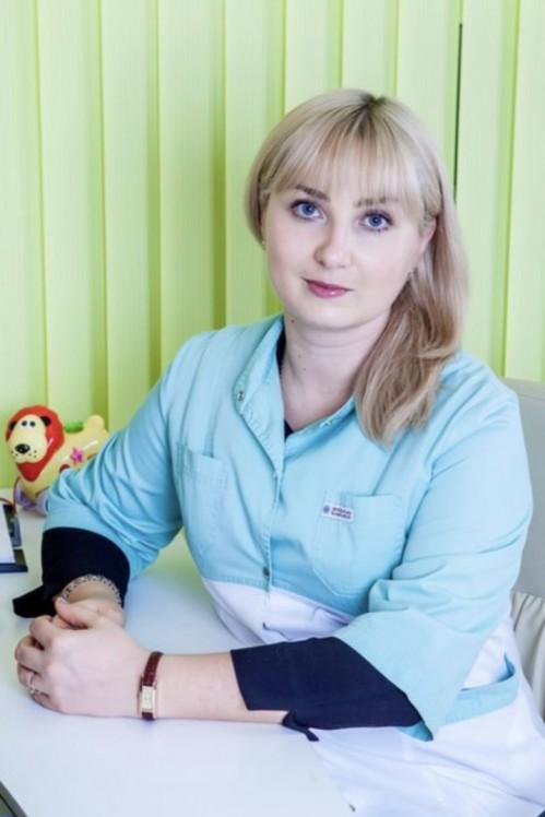 Красноруцкая Ольга Николаевна