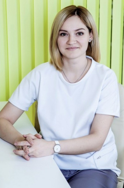 Михайленко Инна Геннадьевна