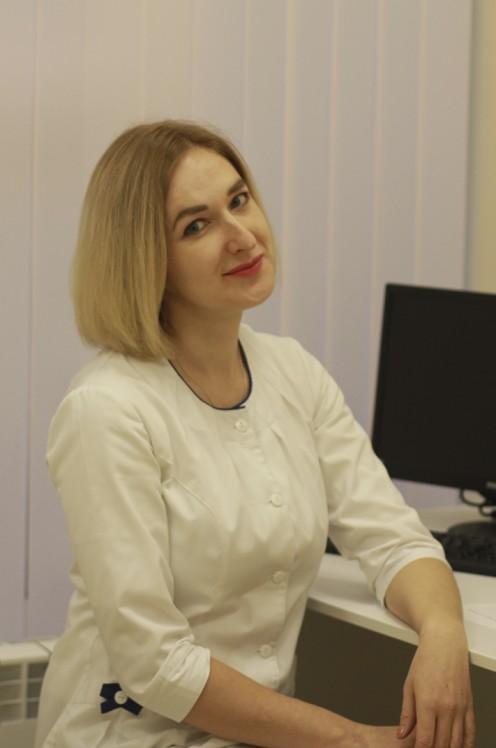 Богатищева Екатерина Васильевна
