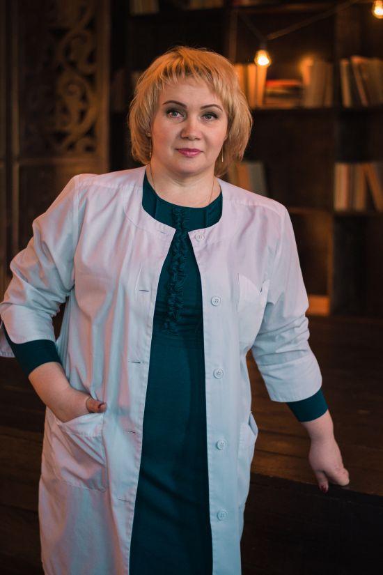 Горшкова Марина Геннадьевна