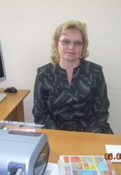 Слесарева Ирина Юрьевна