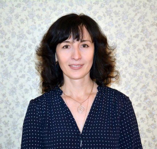 Крюкова Маргарита Алексеевна
