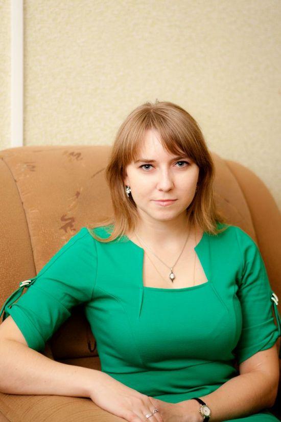 Петрова (Склярова) Анна Викторовна