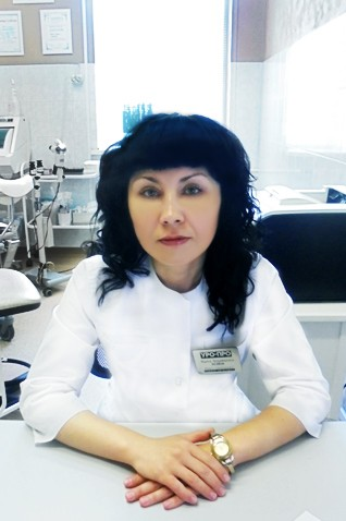 Лезина Марина Владимировна