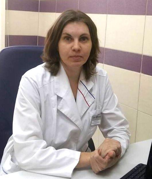 Сержантова Юлия Александровна
