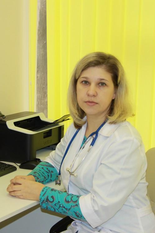 Алапенкова Елена Сергеевна