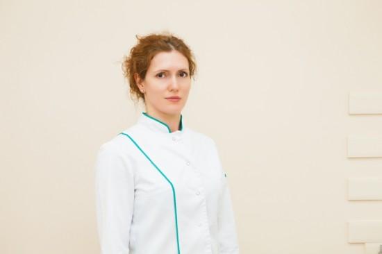 Антонова Екатерина Юрьевна