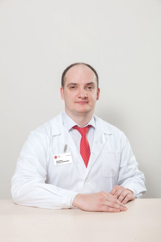 Мухтяров Алмаз Дамирович
