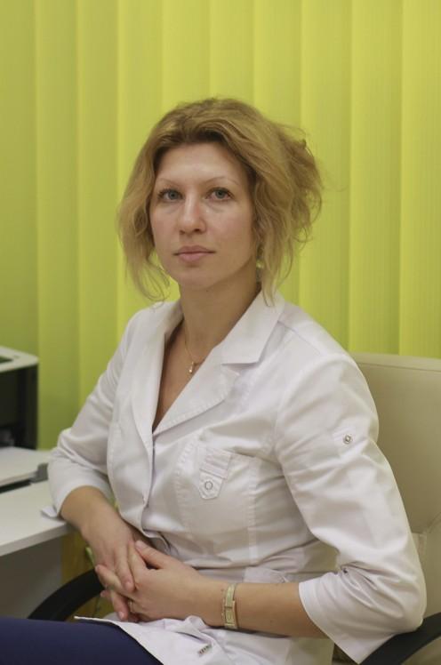 Бердникова Юлия Алексеевна