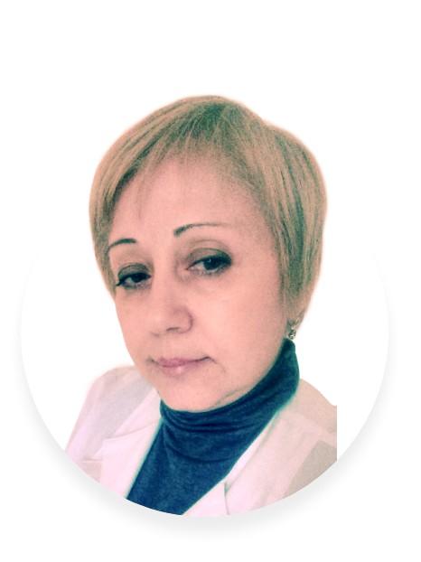 Сорокина Нелли Бегларовна