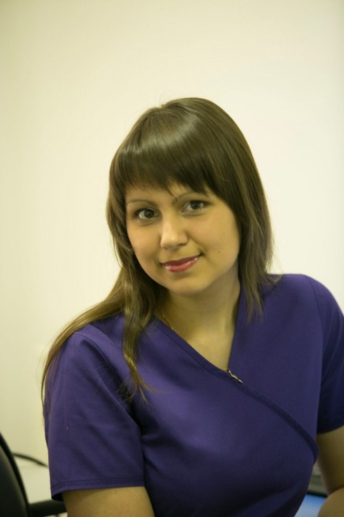 Фролова Анастасия Игоревна