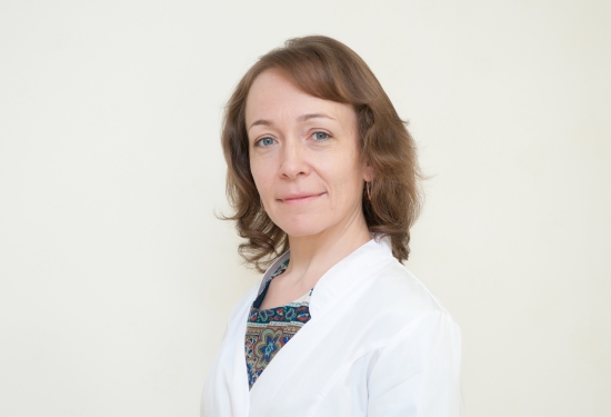 Меркушева Надежда Владимировна