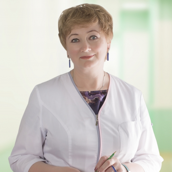 Борученко Лариса Александровна