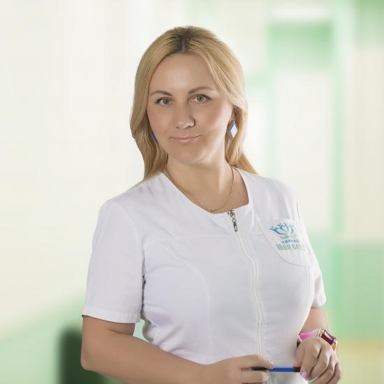 Голицына Елена Валериевна