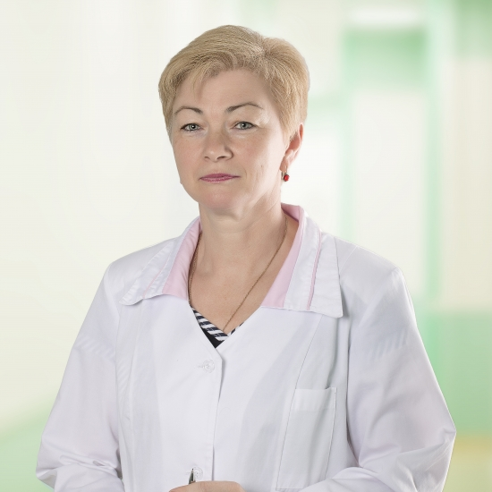 Путинцева Ирина Евгеньевна