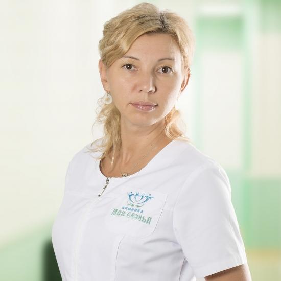 Шахова Виктория Валерьевна