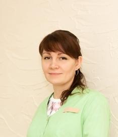 Морозова Елена Валентиновна