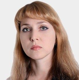 Комарицкая Анна Игоревна