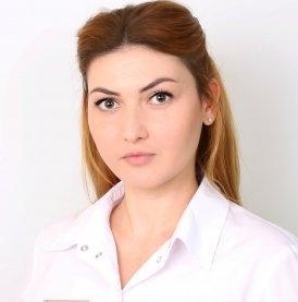 Шапсигова Саида Халидовна
