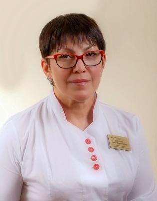 Фирстова Ирина Владимировна