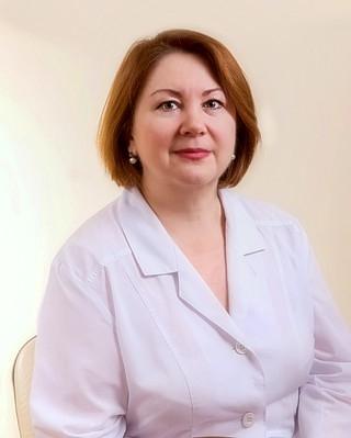Зинина Ольга Валентиновна