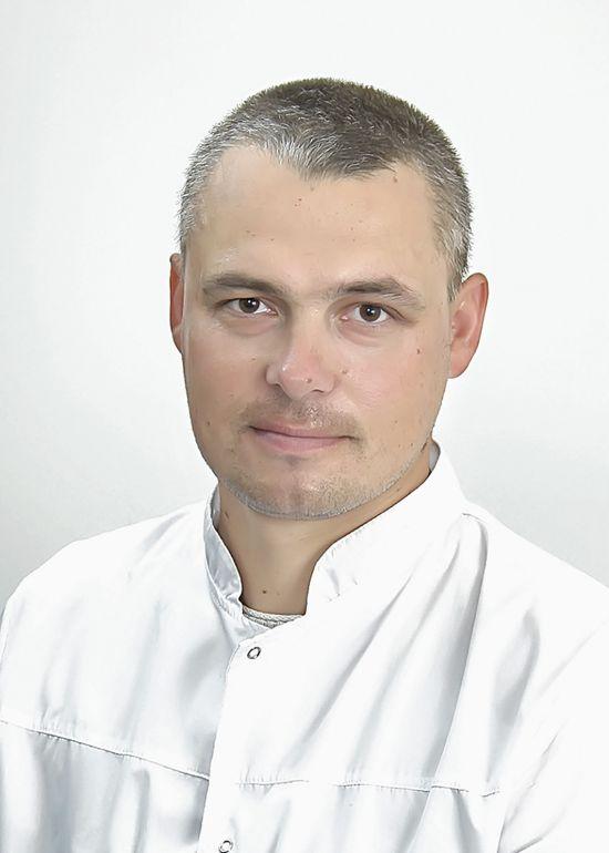 Бушков Владимир Борисович