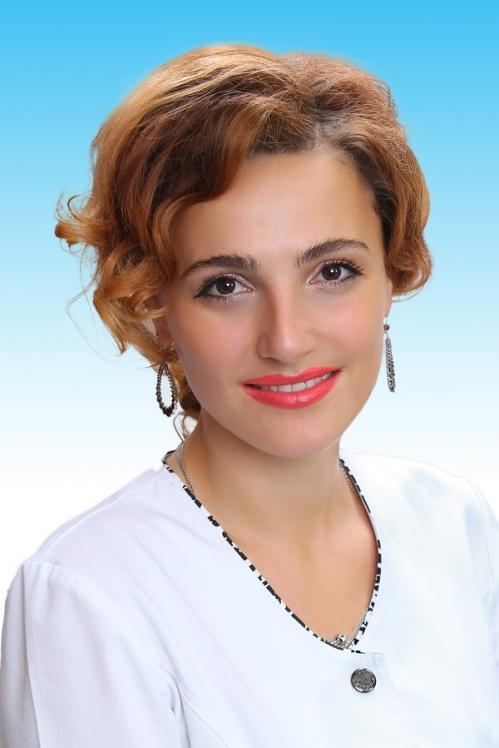 Лисова Илона Сергеевна