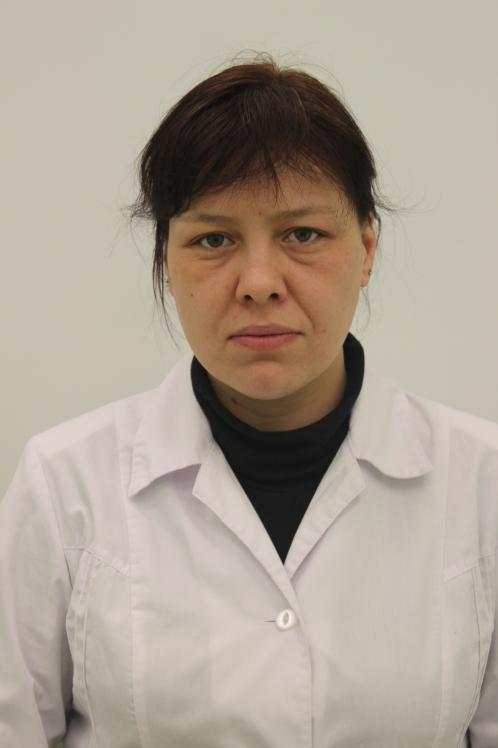 Гладышева Ксения Александровна