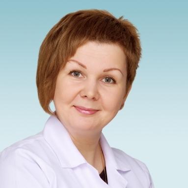 Лазарева Наталия Михайловна