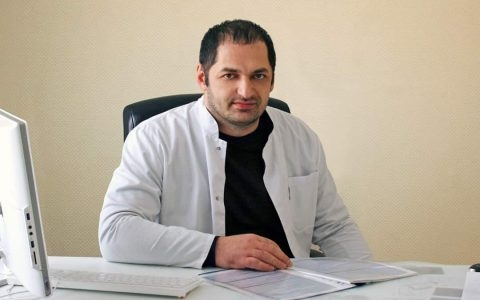 Тахмазян Карапет Карапетович