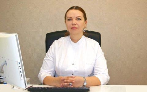 Штырлова Ольга Владимировна