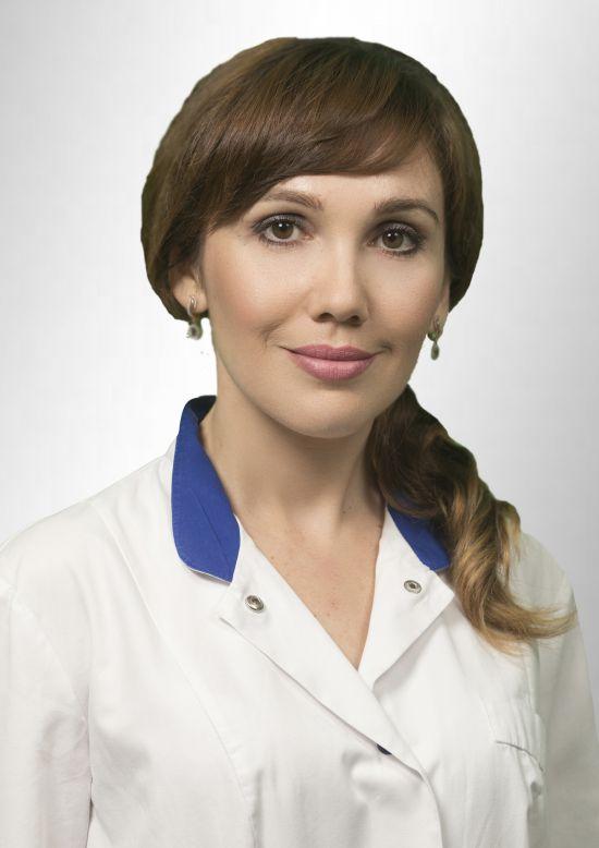 Галимова Лилия Барыевна