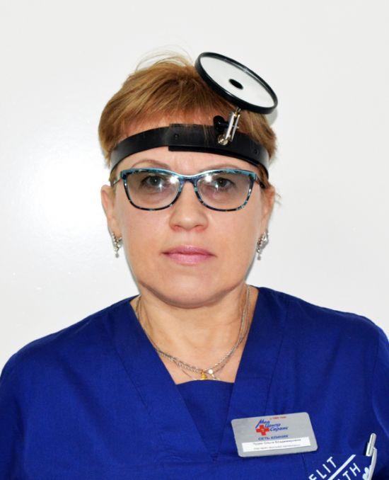 Чудак Ольга Владимировна