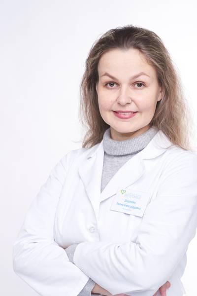 Додонова Лидия Александровна