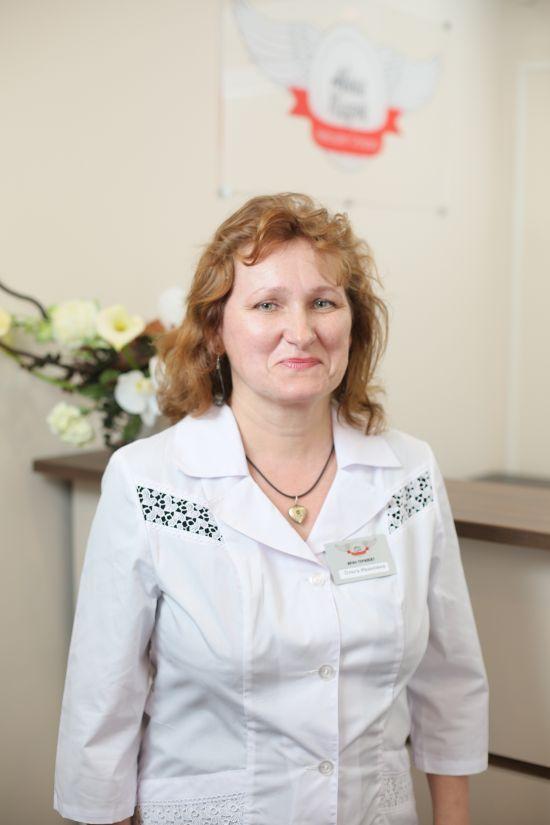Князева Ольга Ивановна