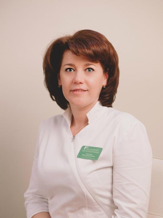 Сычугова Ирина Николаевна