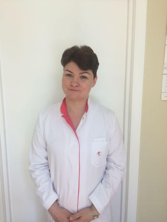 Семенченко Ирина Юрьевна