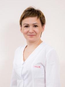 Салихова Эльмира Фагитовна