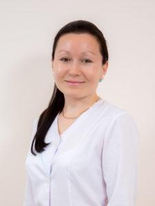 Багишаева Юлия Рамильевна