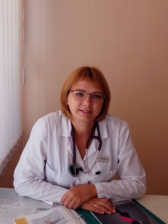 Москвина Анна Михайловна