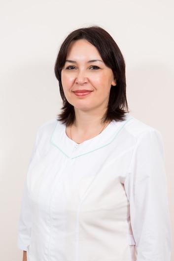 Гайсарова Альбина Рифовна