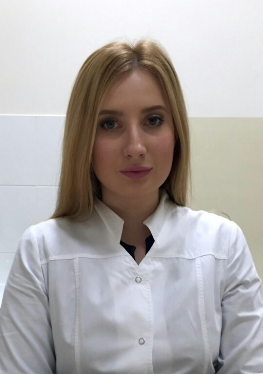 Блохина Юлия Владимировна