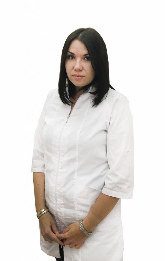 Кочетова Юлия Александровна