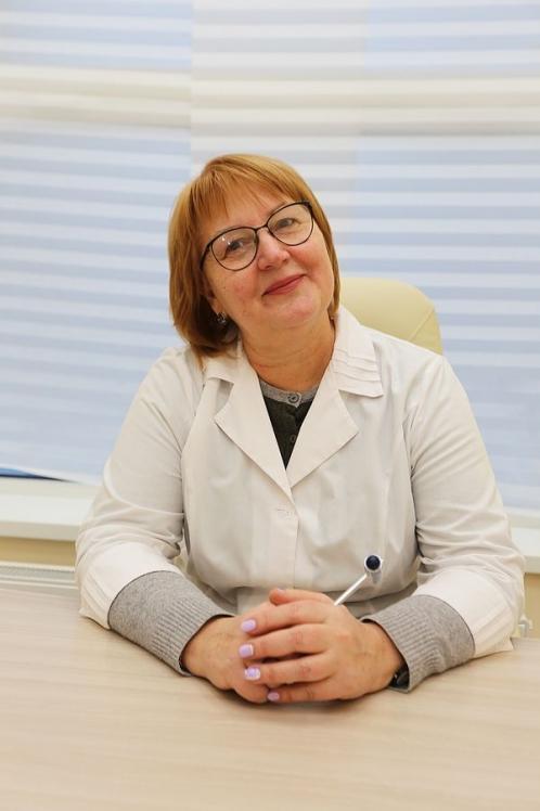 Карпова Елена Олеговна