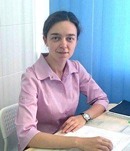 Кузнецова Лилия Вячеславовна